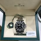Rolex GMT Master II 116710 S/S Ceramic 40MM Sport Watch. Unworn. B/P. 2017