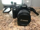 Canon EOS Digital Rebel XT EOS 350D 80MP Digital SLR Camera Silver Body