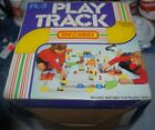 Vintage 197Matchbox Play Track PL 1 Missing Some Pieces w Box England