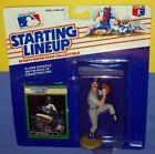 1989 JEFF RUSSELL Texas Rangers Rookie - FREE s/h - sole Starting Lineup Kenner