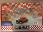 Lot of 12 Kinsmart Diecast VARIOUS Toy Cars with Retail Display Box BRAND NEW