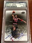 2009-10 Upper Deck Jordan Legacy Michael Jordan PSA DNA Certified Authentic Auto