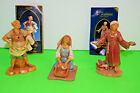 Fontanini 5 Nativity The Village Bakers Figurines By Roman NO Original Boxes