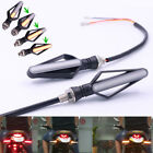 12V Moped Scooter LED Turn Signal Indicator Flash in order + Strobe Brake Light