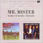 Mr. Mister-Welcome To The Real World/I Wear The Fa (UK IMPORT) CD NEW