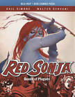 Red Sonja Queen of Plagues Blu ray Disc 2016 2 Disc Set