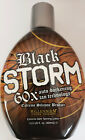 BLACK STORM 60X BRONZER Indoor Outdoor Tanning Bed Lotion by Millennium Tan