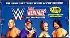 2017 TOPPS WWE HERITAGE SEALED HOBBY BOX FREE SHIP