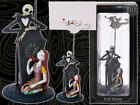 Nightmare Before Christmas 25th DISNEY STORE JAPAN Jack Sally Zero Clip Figure
