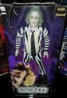 NECA beetlejuice rare 18 INCH 18 pouce NEUF NEW with sound
