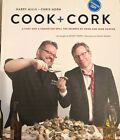 COOK + CORK By Chris Horn Hardcover Autographed Copy