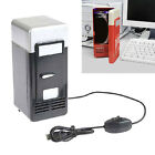 Portable Mini USB PC Car Fridge Freezer Refrigerator Cans Drink Cooler Warmer