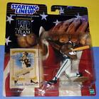 2000 HANK AARON Milwaukee Braves NM+ All Century Team Hasbro Starting Lineup