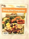 Weight Watchers Dining Out Food Companion Books 2006