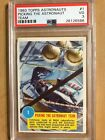 1963 Topps Astronauts Trading Cards 18