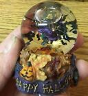 Happy Halloween BOYD's Bearstone Collection GLOBE floating Bats Witch Bear