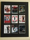 James Bond 2 Retro Film Poster Mounted Picture 14