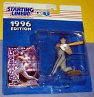 1996 GARY GAETTI sole Kansas City Royals NM+ Kenner -FREE s/h - Starting Lineup
