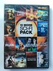 10 Movie Sci Fi Pack DVD 2011 2 Disc Set Apocalyptic Convict Brand NEW Sealed