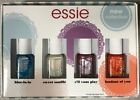 Essie Nail Polish Col Blue La La Sweet Souffl Sil Vous Play Fondant Of You