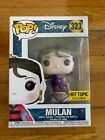 Funko Pop! Disney Diamond Edition Mulan #323 -Hot Topic Exclusive- Ship Next Day