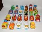 20+ PIECE HUGE LOT OF VTECH GO GO SMART ANIMALS  CARS WHEELS VEHICLES