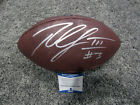 ROBERT GRIFFIN III RG3 Baltimore Ravens Signed AUTOGRAPH Football New w BAS COA