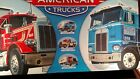 Heller American Trucks 1 43 Scale Three Kits in One Mint Condition Must See