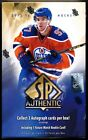 2015-16 SP Authentic Hockey Factory Sealed Hobby Box (From a Sealed Case!)