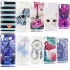 Ultra Soft Rubber Case Back Cover Skin Protective Skin For HTC Desire 825 D825