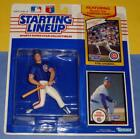 1990 RYNE SANDBERG Chicago Cubs  - FREE s/h - Starting Lineup Kenner + 1982 card