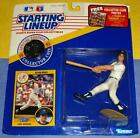 1991 KEVIN MAAS New York NY Yankees Rookie - FREE s/h - Starting Lineup + coin