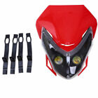 50W Universal Street Fighter Headlight Fairing Fit for KTM 690 80 12V DC USA