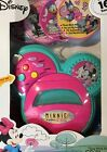 Disney Sing With Me Minnie Mouse CD Player