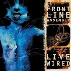 FRONTLINE ASSEMBLY - Live Wired 2CD, BOX Set, VHS, Booklet, 1996, Ultra RARE