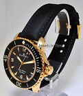 Blancpain Fifty Fathoms 18k Rose Gold Mens Automatic Dive Watch Box/Papers 5015