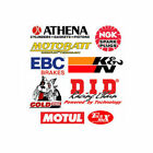 Scooter Carbon Brake Pads EBC Sfac193 For Beta Ark 50 AC 1997 - 2007