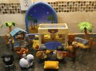 2008 Fisher Price Little People Nativity Set Inn at Bethlehem Christmas Scene