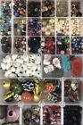 Bead Soup Mixed Lot 3lb Glass Faceted Shell Jewelry Making Supply Wholesale