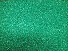 Lot of 7800 Transparent Christmas Green 6mm x 9mm Plastic Pony Beads Kids Crafts