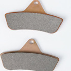 Sintered Metal Brake Pads For 2005 Benelli Tornado Naked Tre 1130 Sport~Vesrah