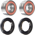 Wheel Bearing and Seal Kits For 2002 Honda GL1800A Gold Wing ABS~Pivot Works