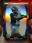 2014 Topps Chrome Odell Beckham Jr. RC Rookie Autograph die-cut #12 15 Giants