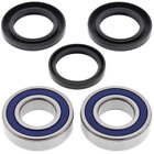 Wheel Bearing and Seal Kit For 2007 Suzuki LT-Z90 QuadSport~All Balls 25-1158