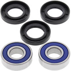 Wheel Bearing and Seal Kit For 2011 Suzuki DL650A V-Strom ABS~All Balls 25-1211