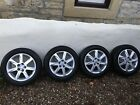 Seat Ibiza 15 Alloy Wheels X 4