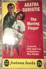 First Fontana Paperback Edition Of The Moving Finger By Agatha Christie