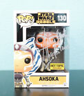 Funko Pop Star Wars Rebels Ahsoka HT Exclusive Autographed by Ashley Eckstein