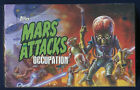 2015 2016 Mars Attacks Occupation Factory Sealed Unopened Hobby Box (A)