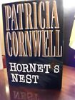 HORNETS NEST 1996 Patricia Cornwell SIGNED FIRST EDITION
